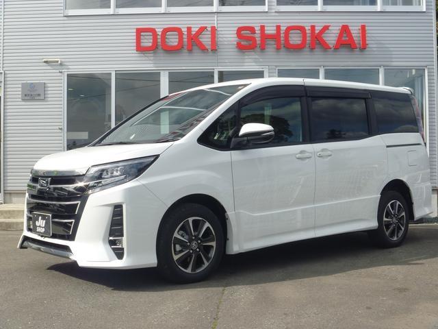 トヨタ ノア Si 4WD 両パワスラEX11型 後席モニタ バッ...