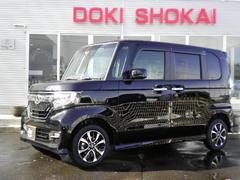 N BOXカスタムG・Lホンダセンシング4WD電動スライドドア