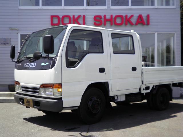 いすゞ Wキャブ 4WD