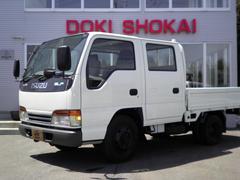 エルフトラックWキャブ 4WD