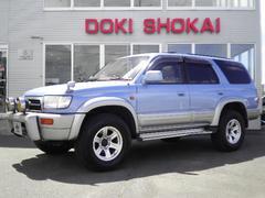 ハイラックスサーフSSR−X ワイド 4WD ディーゼル