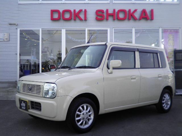 スズキ X 4WD シートヒーター