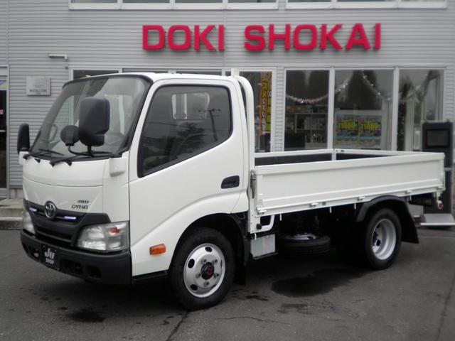 トヨタ フルジャストローD-TB 4WD 2t