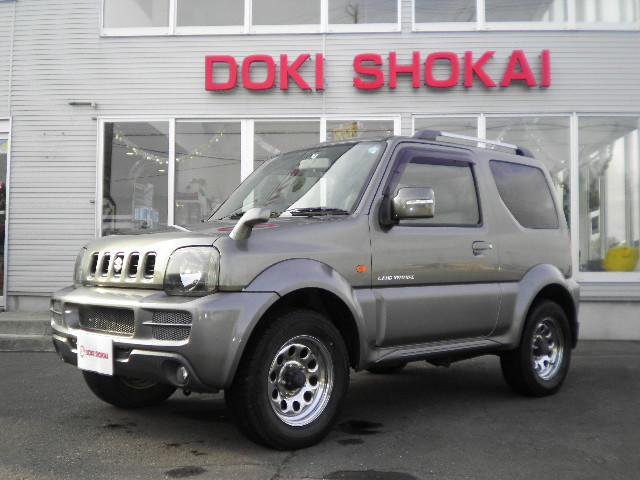 「スズキ」「ジムニーシエラ」「SUV・クロカン」「青森県」の中古車