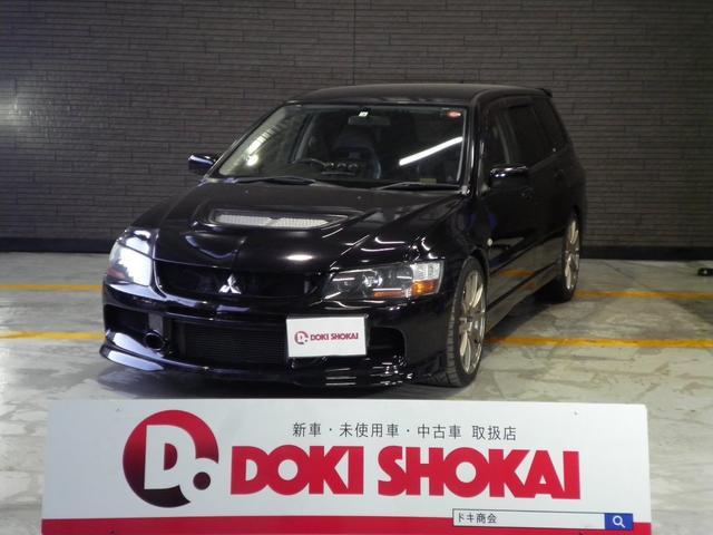 三菱 エボリューションGT 4WD ターボ 6速マニュアル