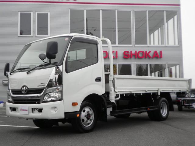 トヨタ ロングワイド4WD最大積載量3t