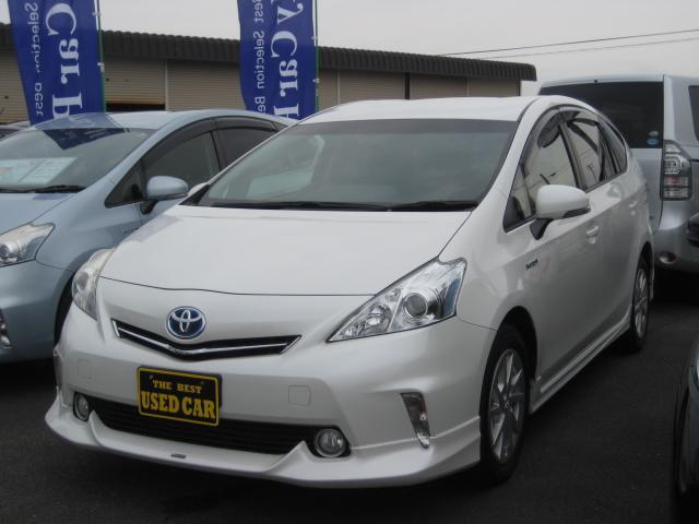 トヨタ S/モデリスタエアロ/ビルトインETC
