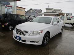 LSLS460 バージョンC 4WD オートマ 純正ナビTV