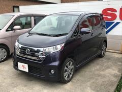 デイズハイウェイスター G ナビ TV 軽自動車 4WD