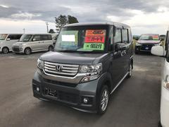 N BOXカスタムG・Lパッケージ ナビ 軽自動車 インパネCVT エアコン