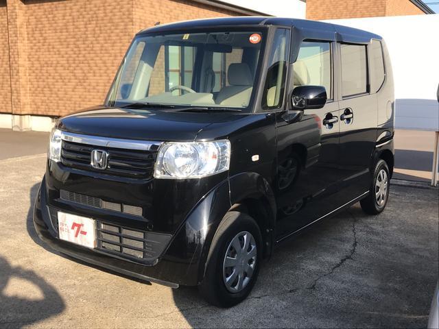 ホンダ G TV ナビ 軽自動車 4WD クリスタルブラックパール