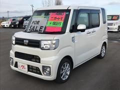 ウェイクL SAII 4WD パールホワイトIII CVT 保証付