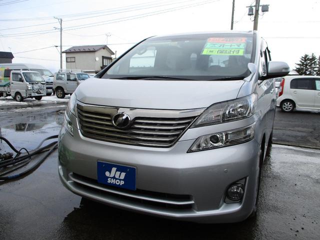 トヨタ 2.4X 電動スライドドア ナビ 4WD AW ETC