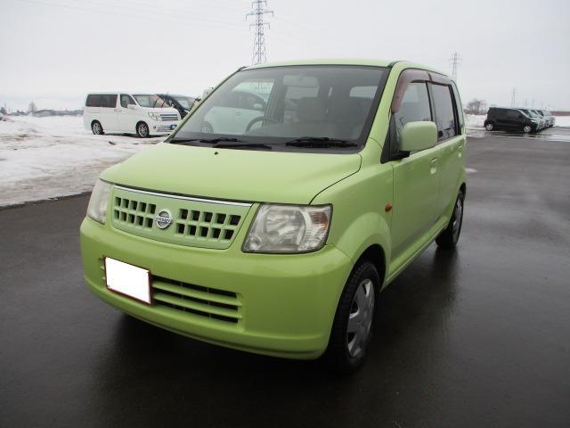 日産 S FOUR 4WD 5速マニュアル キーレス