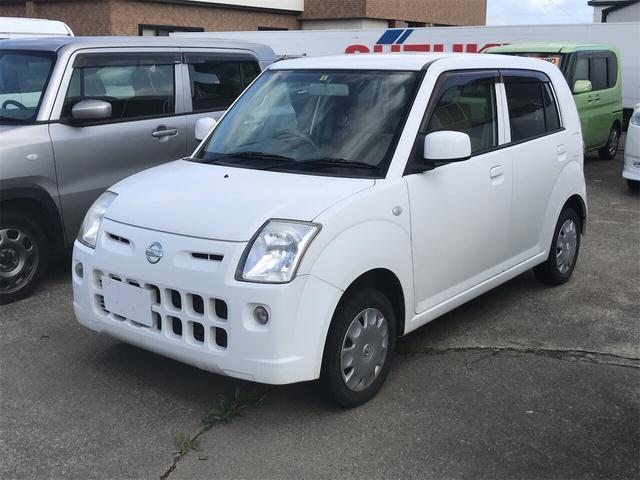 「日産」「ピノ」「軽自動車」「青森県」の中古車