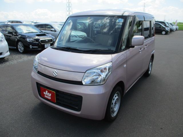 スズキ G 4WD CVT 社外カーナビ TV スマートキー