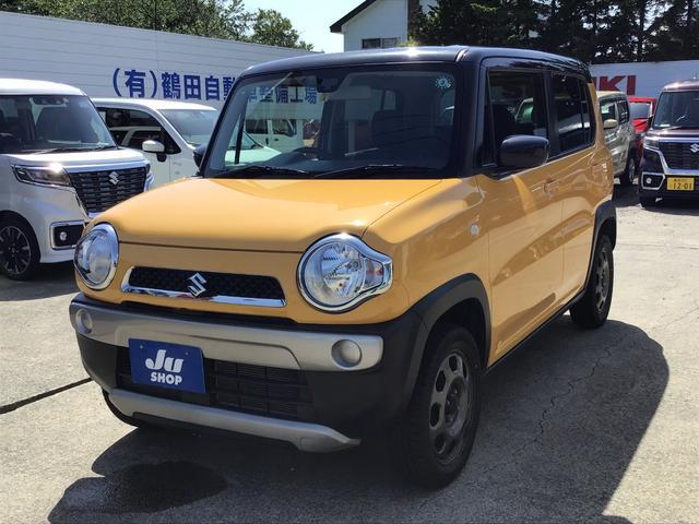 スズキ G 4WD レーダーブレーキサポート CDナビゲーション