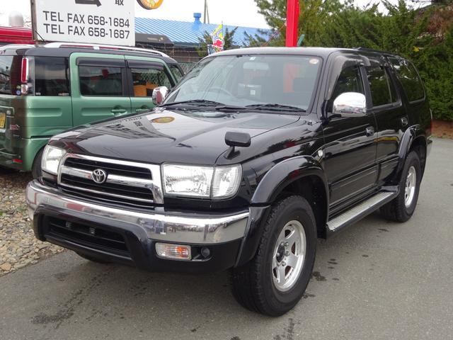 SSR-X ワイドボディ 4WD 塗替ブラック