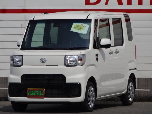 ダイハツ Dデラックス SAII 4WD 届出済未使用車