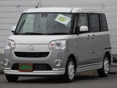 ムーヴキャンバスGメイクアップ SAII 4WD 届出済未使用車