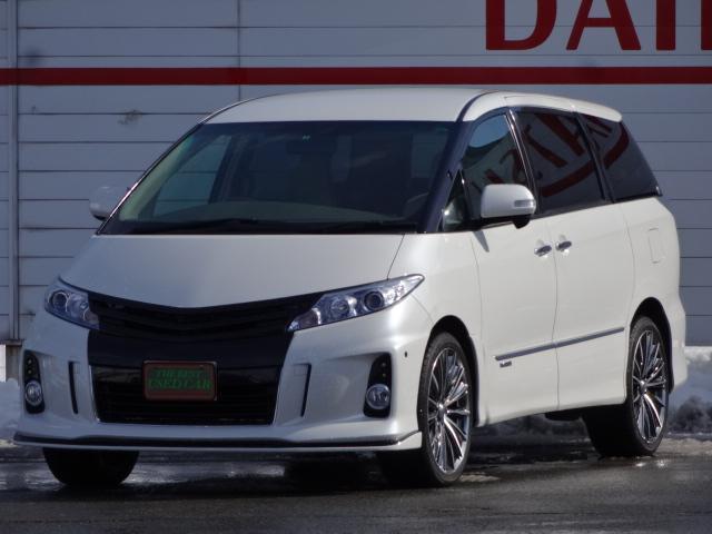 トヨタ X 4WD RAYS20インチアルミホイール