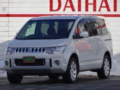 デリカD:5G プレミアム 4WD ワンオーナー