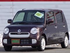 ミラココアココアX 4WD 届出済未使用車