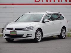 VW ゴルフヴァリアントTSI コンフォートライン プレミアムエディション