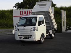 ハイゼットトラック多目的ダンプ PTO 4WD 届出済み未使用車