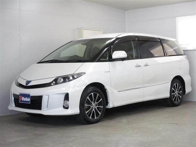 トヨタ アエラス プレミアムエディション 4WD オートエアコン