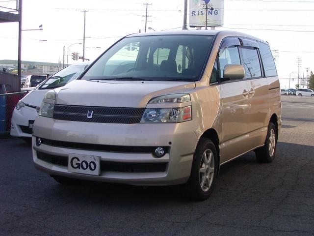 トヨタ X 4WD 8人乗 ナビ キーレス