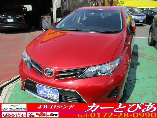 トヨタ 150X Sパッケージ ナビTV スマートキー付き 4WD