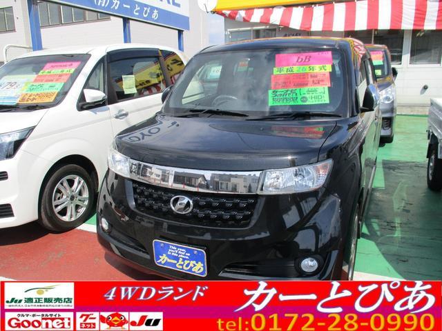 トヨタ Z 煌 カーナビ TV HIDライト キーレス 4WD