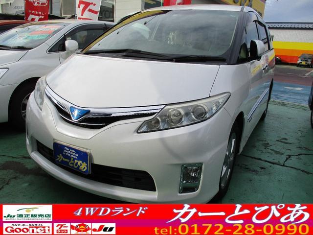 トヨタ X カーナビ TV ETC バックカメラ 7人乗り 左電動スライドドア HIDヘッドライト 4WD