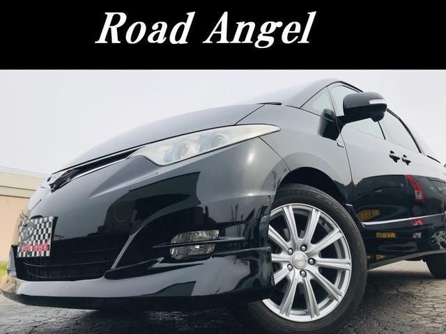 トヨタ アエラスG 4WD スタッドレス&冬ワイパー付 長期1年保証
