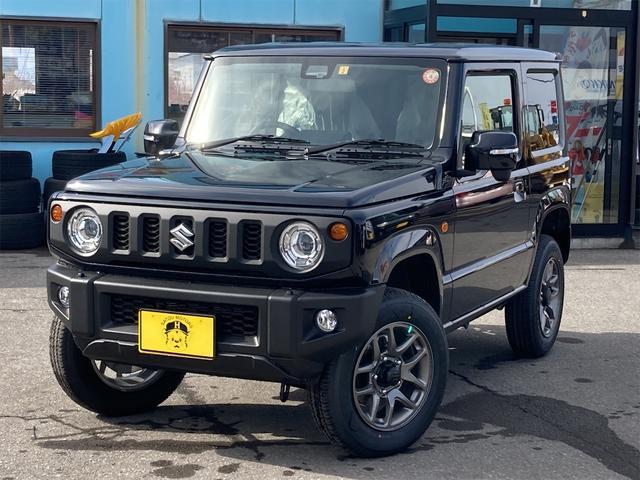 スズキ XC 4WD 届出済未使用車 インタークーラーターボ オートエアコン スマートキー スズキセーフティサポート搭載 LEDヘッドライト