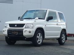 パジェロミニV 4WD ターボ 純正15AW 背面タイヤ 純正キーレス