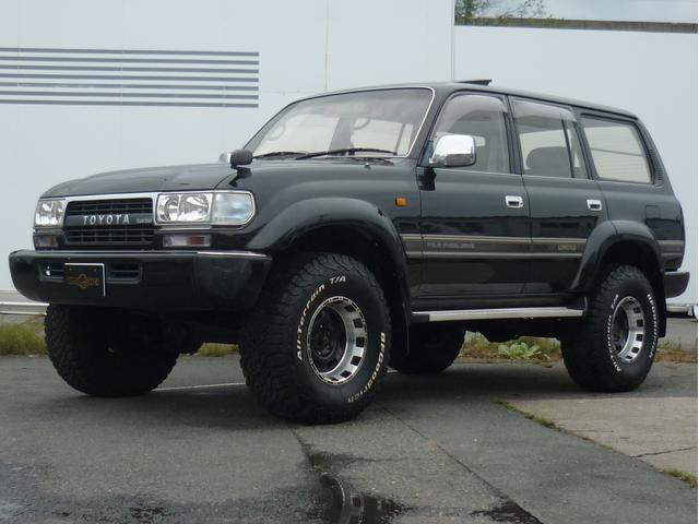 トヨタ VXリミテッド プロコンプ16AWマットタイヤ ムーンルーフ
