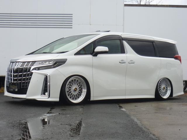 トヨタ 2.5SCパッケージ KAZ-SUS車高調 WORK20AW