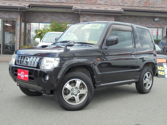日産 RX 4WD ターボ キーレス ETC シートヒーター 純正アルミ ABS