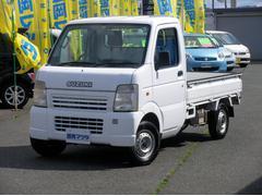 キャリイトラックKC 5速マニュアル 切替4WD