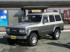 ランドクルーザー60VX ディーゼルターボ 4WD リフトUP サンルーフ