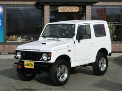 ジムニーワイルドウインド 4WD リフトUP