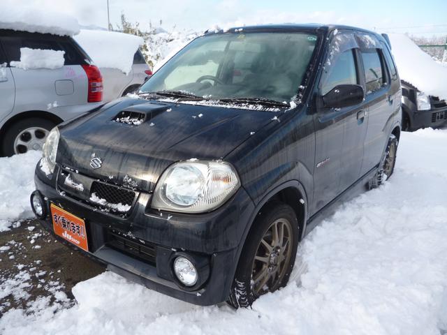 スズキ ベースグレード 4WD 5速マニュアル ABS