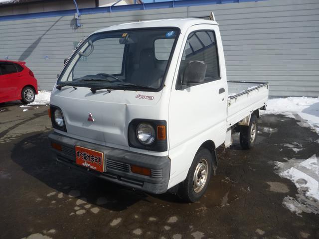 ミニキャブトラック(三菱) TD 中古車画像