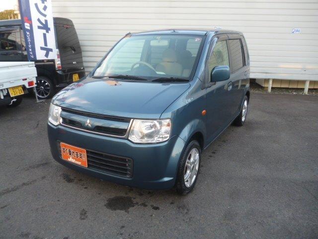 三菱 G 4WD CD MD キーレス シートヒーター