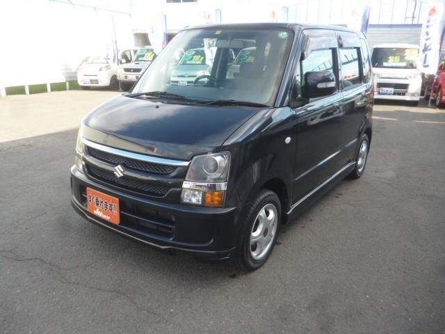 スズキ FX LTD  4WD ナビ TV