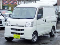ハイゼットカーゴDX 保冷車 4WD オートマ パワステ エアコン CD