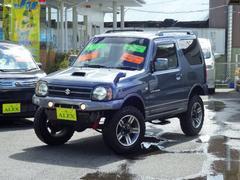 ジムニーランドベンチャー 4WD 2インチリフトアップ ジオランダー