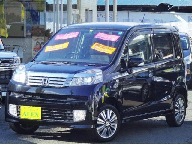 ホンダ ディーバ スマートスペシャル 4WD バックモニター ETC